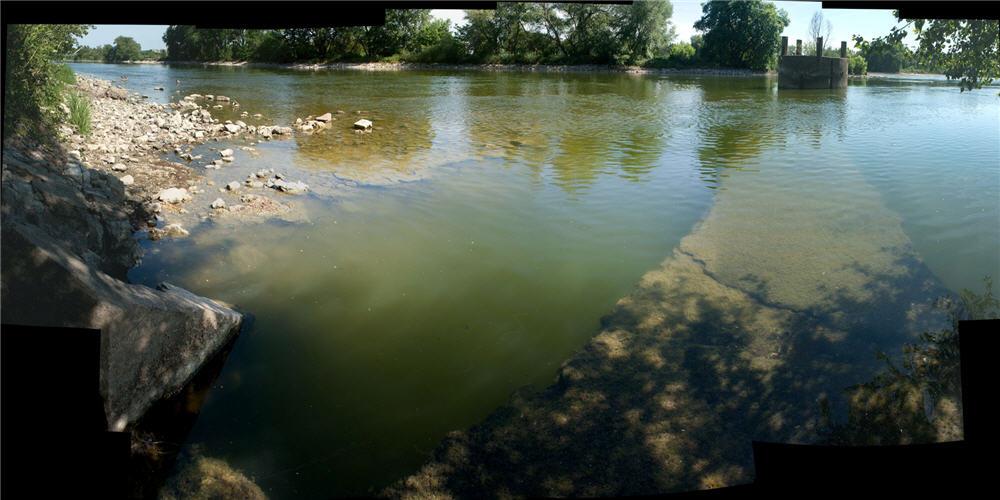 Le lieu de la tragédie : la Loire !