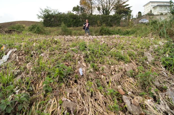 Des torrents de lingettes se sont déversés en Loire
