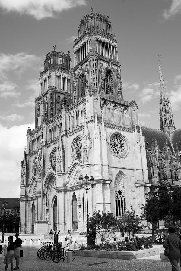 La magnifique cathédrale