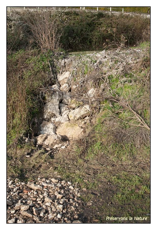 Station de relevage des eaux usées à la Chapelle-Saint-Mesmin